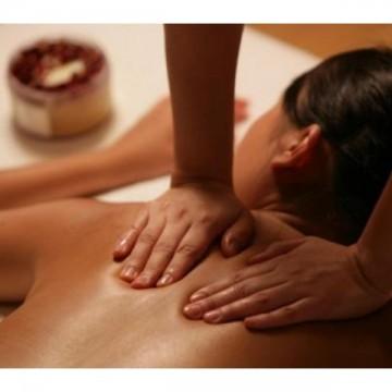Massage dos et nuque 30min