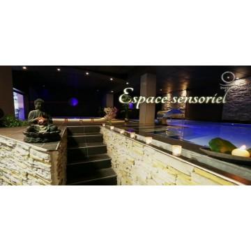 Espace sensoriel (lundi et mardi 10h-12h,sortie bassin 12h mercredi et jeudi 10h-16h sortie bassin 16h ) - 2H