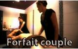 Forfait couple (Accès illimité à l'espace sensoriel)
