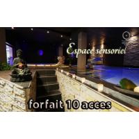 forfait couple (10 accès à l'espace sensoriel de 2h)