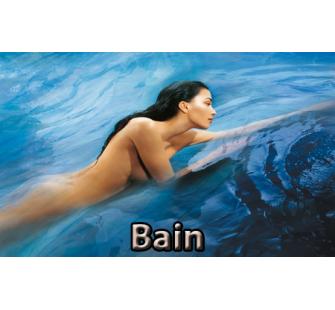 bain privatif 30min ( 1 personne )
